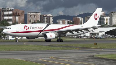 XA-LFR - Airbus A300C4-605R(F) - Aero Union