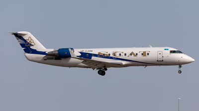 UP-CJ012 - Bombardier CRJ-200ER - Scat Air Company