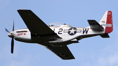 PH-VDF - North American P-51D Mustang - Private