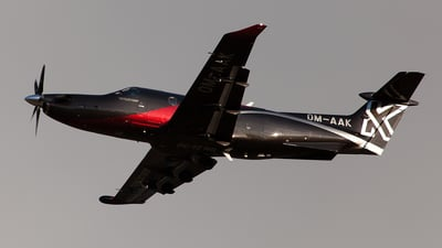 OM-AAK - Pilatus PC-12/47E - Private