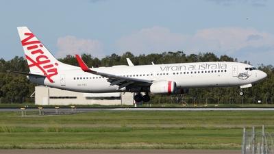 VH-YVC - Boeing 737-8FE - Virgin Australia Airlines