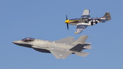 12-5055 - Lockheed Martin F-35A Lightning II - United States - US Air Force (USAF)