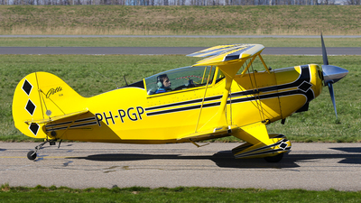 PH-PGP - Pitts S-2A Special - Wings over Holland