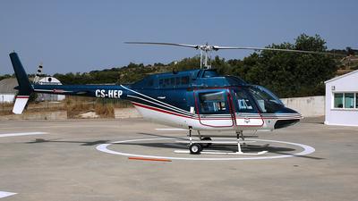 CS-HEP - Bell 206B JetRanger III - Private