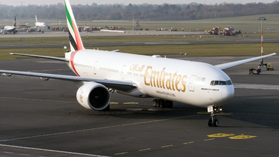 A6-EQG - Boeing 777-31HER - Emirates