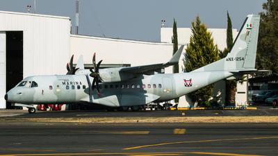 ANX-1254 - Airbus C295W - Mexico - Navy