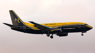 YV3063 - Boeing 737-3Q8 - Rutaca Airlines