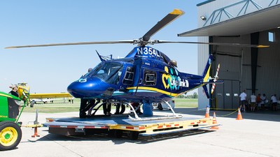 N354LL - Agusta-Westland AW-119 - Critical Care Services