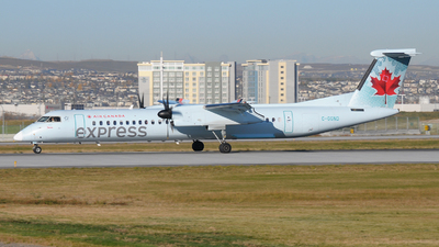 C-GGND - Bombardier Dash 8-Q402 - Air Canada Express (Jazz Aviation)