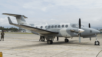 ANX-1210 - Beechcraft B300 King Air 350i - Mexico - Navy