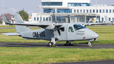 OM-VIS - Tecnam P2006T - Private