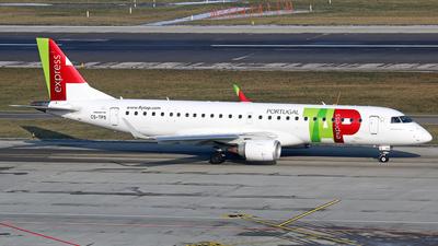 CS-TPS - Embraer 190-100LR - TAP Express