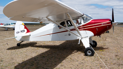 VH-PCR - Piper PA-22-150 Pacer - Private