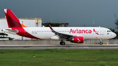 PR-ONZ - Airbus A320-214 - Avianca Brasil