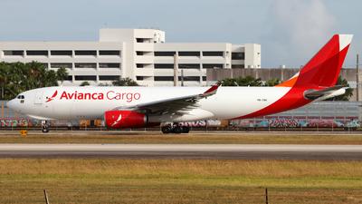 PR-ONV - Airbus A330-243F - Avianca Cargo