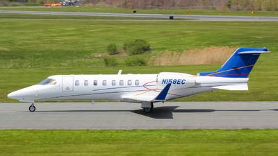 N158EC - Bombardier Learjet 45 - Private