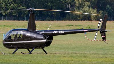 OK-OEL - Robinson R44 Raven II - Private