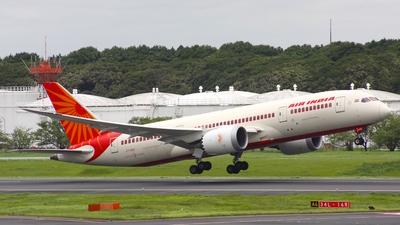 VT-ANG - Boeing 787-8 Dreamliner - Air India
