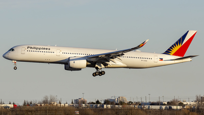 RP-C3506 - Airbus A350-941 - Philippine Airlines