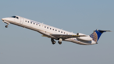 N12564 - Embraer ERJ-145LR - United Express (ExpressJet Airlines)