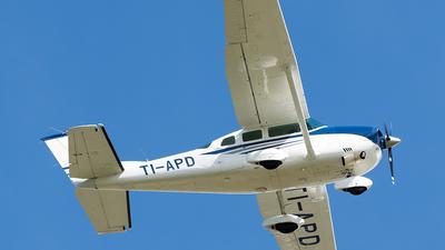 TI-APD - Cessna 206H Stationair - Aerobell