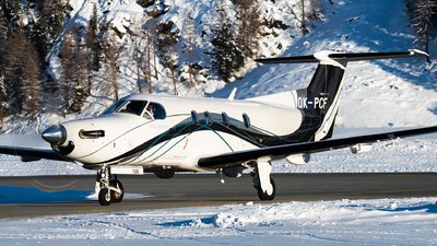 OK-PCF - Pilatus PC-12/47E - Private