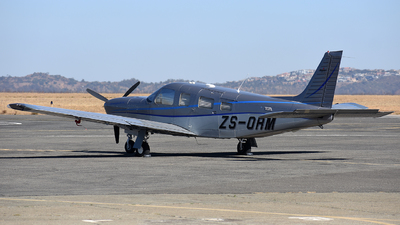 ZS-ORM - Piper PA-32-301 Saratoga - Private
