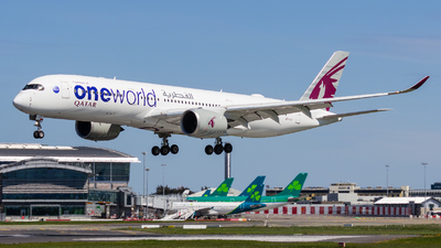 A7-ALZ - Airbus A350-941 - Qatar Airways