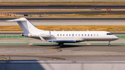 N9103J - Bombardier BD-700-1A10 Global 6000 - Private