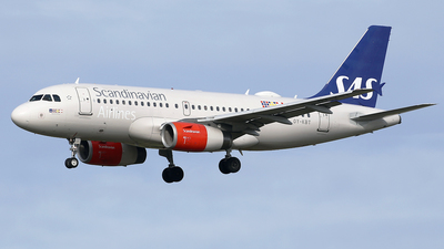 A picture of OYKBT - Airbus A319131 - SAS - © Jeroen Stroes
