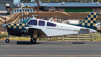 VH-HIZ - Beechcraft F33C Bonanza - Private