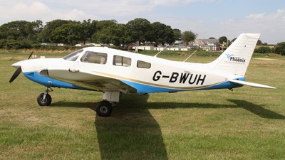 G-BWUH - Piper PA-28-181 Archer III - Private