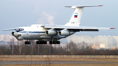 RF-76615 - Ilyushin IL-76MD - Russia - Air Force