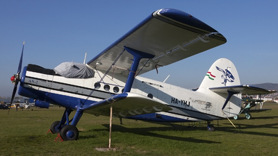 HA-YHJ - PZL-Mielec An-2T - Fly-Coop
