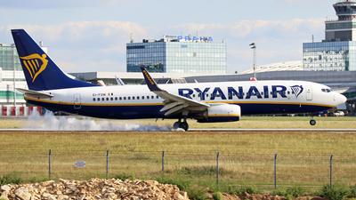 EI-FOW - Boeing 737-8AS - Ryanair
