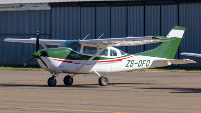 ZS-OFO - Cessna U206G Stationair - Private