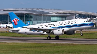 A picture of B6200 - Airbus A319115 - China Southern Airlines - © Shiori Daredemo Daisuki