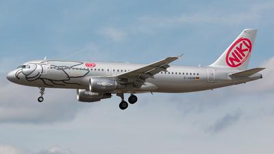 D-ABHM - Airbus A320-214 - Air Berlin