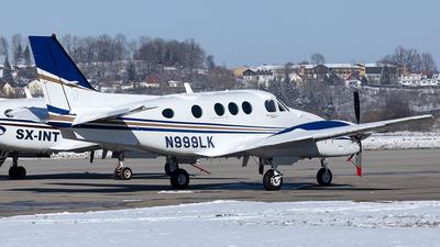 N999LK - Beechcraft C90A King Air - Private