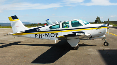 PH-MOP - Beechcraft F33A Bonanza - Private
