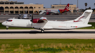 HB-ABS - ATR 72-212A(500)(F) - Afrijet (ZIMEX Aviation)