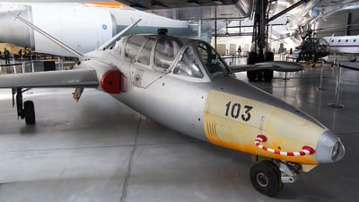 103 - Fouga CM-170 Magister - France - Air Force