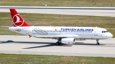 A picture of TCJPH - Airbus A320232 - Turkish Airlines - © Kerem Arda Agkas