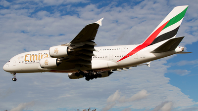 A6-EDP - Airbus A380-861 - Emirates