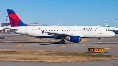 N351NW - Airbus A320-212 - Delta Air Lines