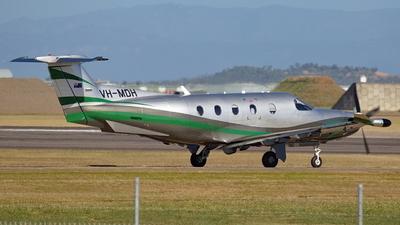 VH-MDH - Pilatus PC-12/47E - Private