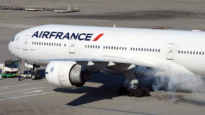 F-GSPC - Boeing 777-228(ER) - Air France