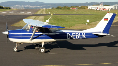 D-EBLK - Cessna 150K - Private