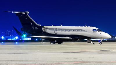 PS-JAJ - Embraer EMB-550 Praetor 600 - Private