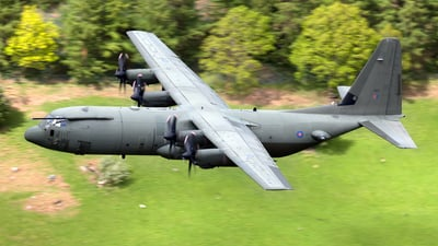 ZH868 - Lockheed Martin Hercules C.4 - United Kingdom - Royal Air Force (RAF)